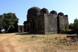 Hathi Mahal Mandu