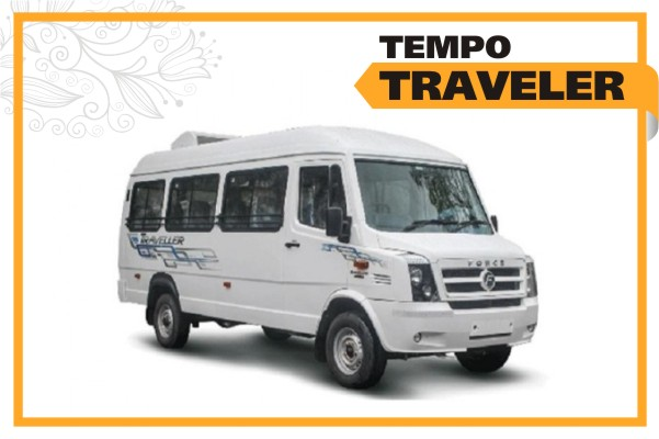 tampo traveler car taxi ujjain