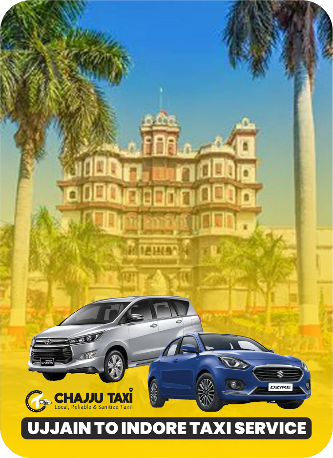ujjain to Indore taxi service