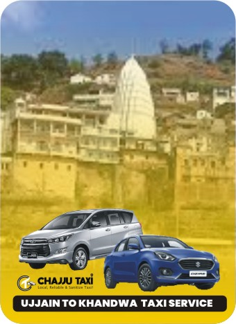 ujjain to khandwa taxi