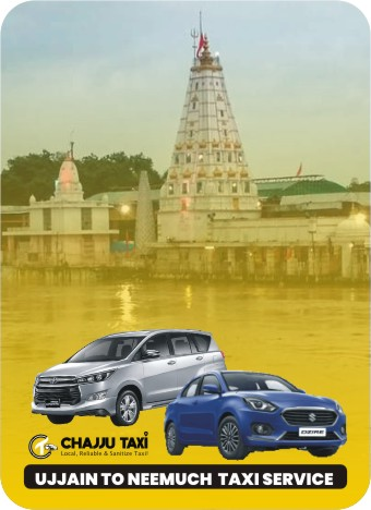 ujjain to neemuch taxi
