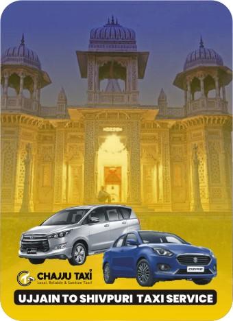 ujjain to shivpuri taxi